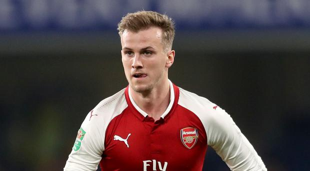 Arsenal's Rob Holding has penned a new contract