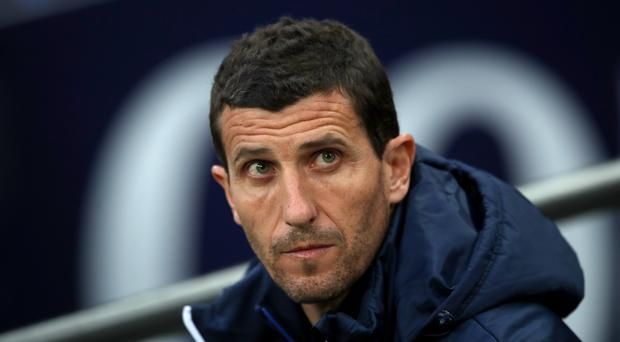 Watford manager Javi Gracia saw his side see off Newcastle (Nick Potts/PA)