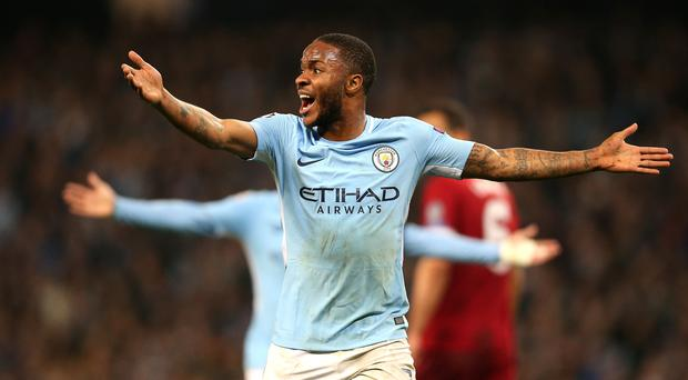 Raheem Sterling has seen some penalty decisions go against him this season