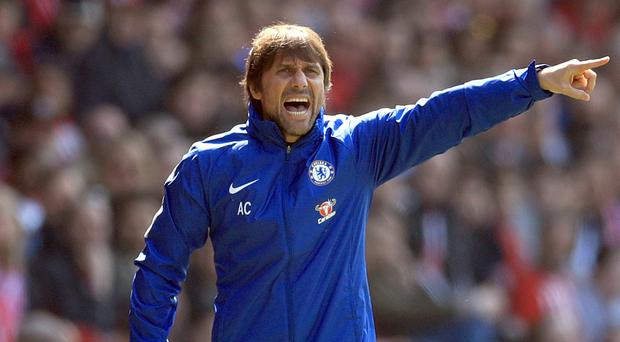 Antonio Conte says his Chelsea future will be revealed after the FA Cup final with Manchester United