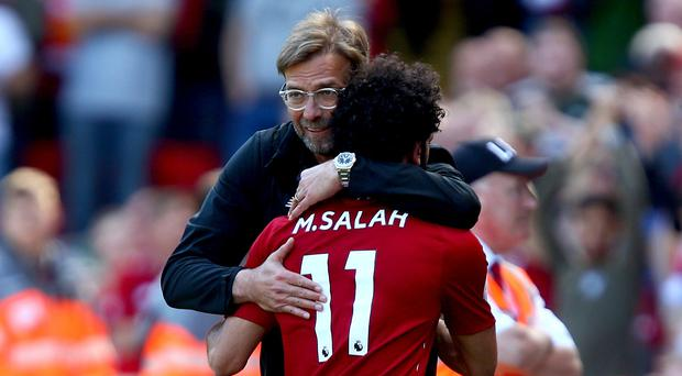 Liverpool manager Jurgen Klopp believes Golden Boot winner Mohamed Salah has room for improvement.