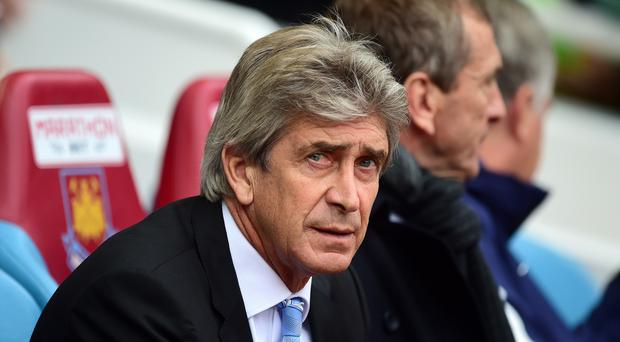 Could former Manchester City manager Manuel Pellegrini be set for a return to the Premier League at West Ham? (Adam Davy/EMPICS Sport)