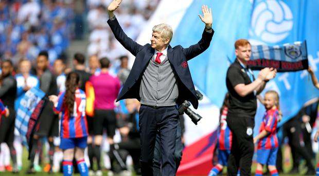 Arsenal are looking for a replacement for long-serving manager Arsene Wenger