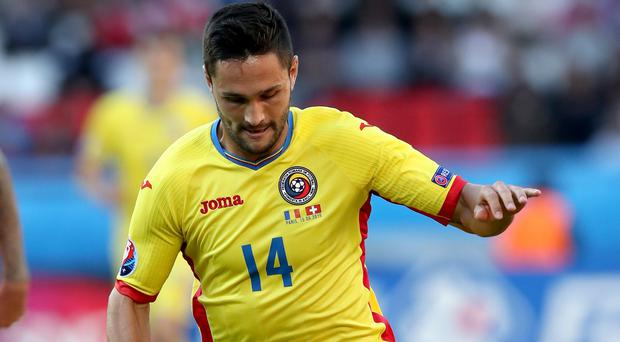 Romania forward Florin Andone has agreed to join Brighton