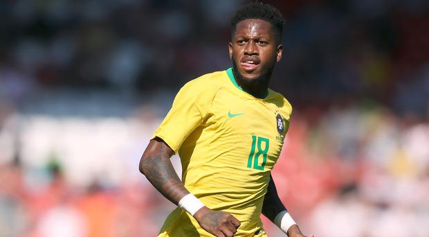 Fred could be heading to the Premier League (Nick Potts/PA)