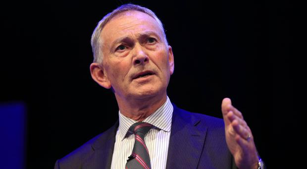 Richard Scudamore is to stand down as Premier League executive chairman (Jonathan Brady/PA)