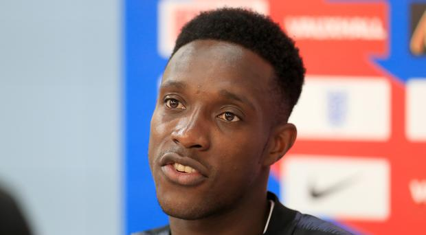 Danny Welbeck cannot wait to get to the World Cup (Mike Egerton/PA)