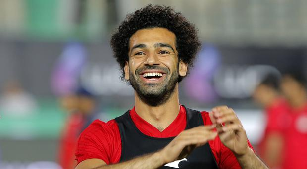 Mo Salah has been named among the replacements for Egypt