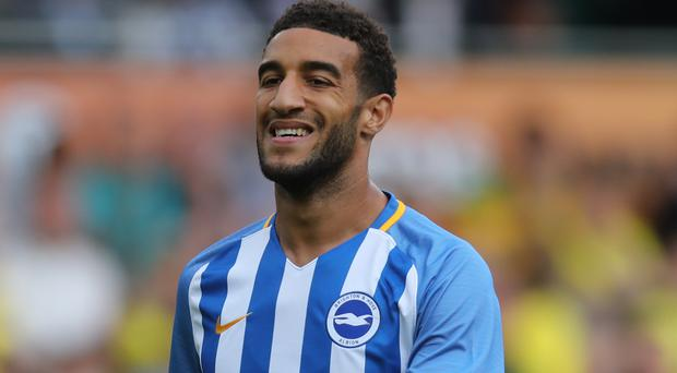 Connor Goldson impressed on his Premier League debut
