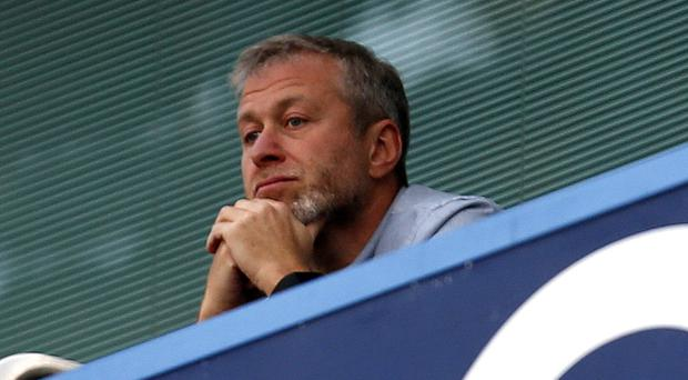 Satisfying owner Roman Abramovich is one of the tasks facing Antonio Conte's successor as Chelsea boss (Jed Leicester/PA)