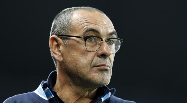 Maurizio Sarri has been appointed by Chelsea (Martin Rickett/PA)