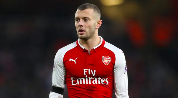 Ray Parlour reckons Jack Wilshere, pictured, has done the right thing in leaving Arsenal for West Ham (Adam Davy/PA)