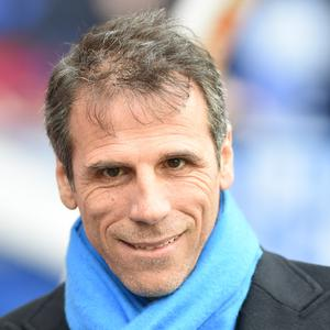 Gianfranco Zola is back at Chelsea (Simon Galloway/PA)