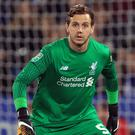 Wales goalkeeper Danny Ward failed to break into the Liverpool first team on a regular basis (Mike Egerton/PA)