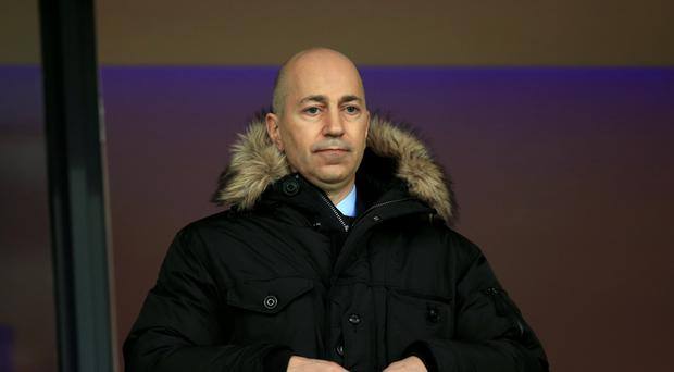 Ivan Gazidis has been heavily linked with a move to AC Milan (Mike Egerton/PA)