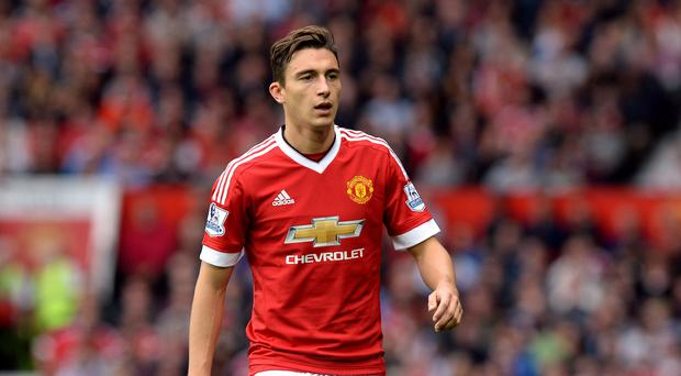 Matteo Darmian could be on his way out of Old Trafford (Martin Rickett/PA)