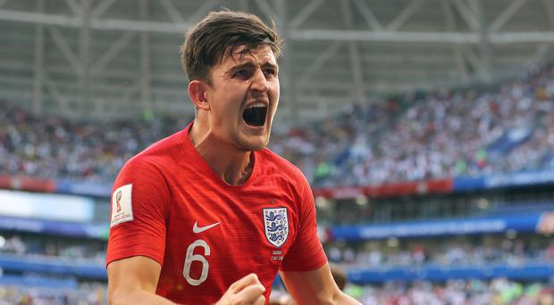 Harry Maguire is a target for Manchester United but is staying with Leicester.