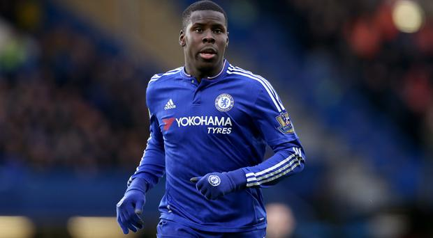 Kurt Zouma could be on his way to Everton.