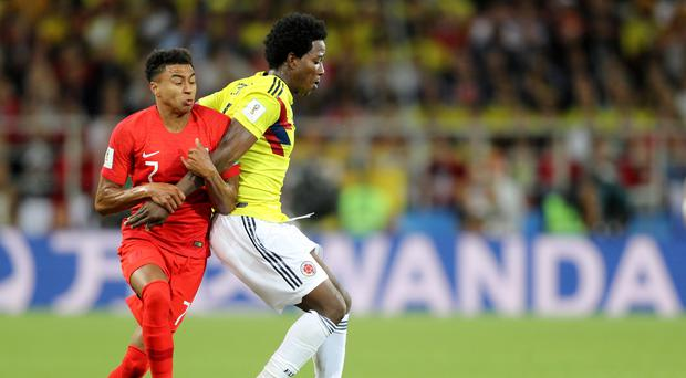 Colombia midfielder Carlos Sanchez) returns for a second spell in the Premier League (Owen Humphreys/PA)