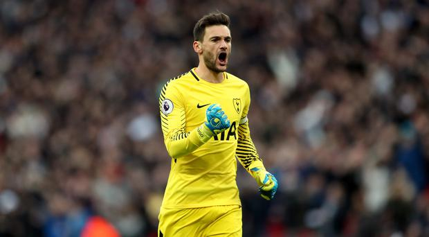 Tottenham goalkeeper Hugo Lloris captained France to victory in the World Cup final. (Adam Davy/PA)