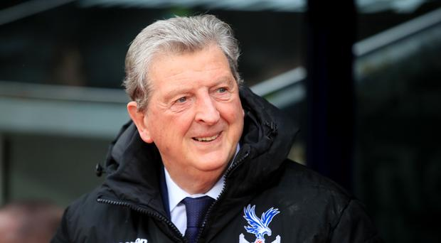 Roy Hodgson has signed a contract extension with Crystal Palace (Adam Davy/PA)