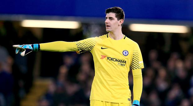 Thibaut Courtois moved to Real Madrid after failing to turn up to Chelsea in his final days (Mike Egerton/PA)