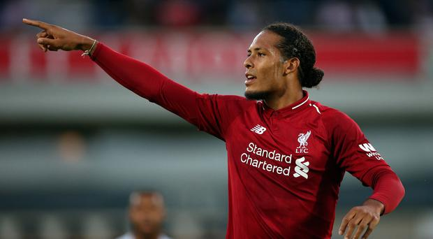 Liverpool s Virgil van Dijk believes consistency will be key for their  title chances this season ( 014f182d7