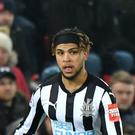Newcastle full-back DeAndre Yedlin has not suffered a serious knee injury (Anthony Devlin/PA)