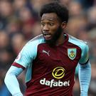 Georges-Kevin N'Koudou finished last season on loan at Burnley (David Davies/PA)