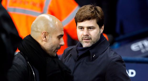 There is uncertainty over where and when Manchester City's scheduled trip to Tottenham in October will take place (Martin Rickett/PA)