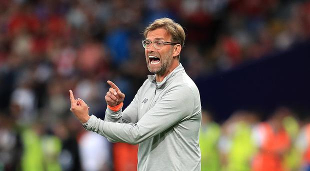 Jurgen Klopp could sanction further outgoings from Liverpool this month (Mike Egerton/PA)