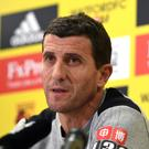 Watford manager Javi Gracia expects Burnley to be fresh despite their midweek European fixture (Joe Giddens/PA)