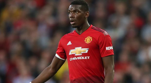 Paul Pogba is reportedly unhappy at Old Trafford (Nick Potts/PA)