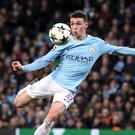Manchester City have high hopes for youngster Phil Foden (Martin Rickett/PA)