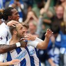 Glenn Murray, pictured, believes more players can make the Premier League step-up (Gareth Fuller/PA)