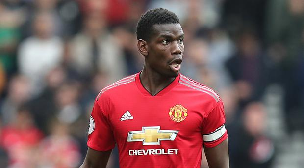 Paul Pogba says he would prefer to start badly and finish well than start well and finish badly (Gareth Fuller/PA)