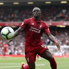 Sadio Mane and Liverpool are making waves in the Premier League (David Davies/PA)