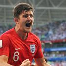 Harry Maguire returned from the World Cup as a star (Owen Humphreys/PA)