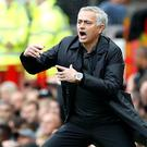 Jose Mourinho was not impressed with Manchester United's display against Wolves (Martin Rickett/PA)