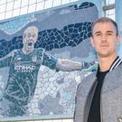 Manchester City have paid tribute to Joe Hart ahead of his return to the club with Burnley (Lynne Cameron/PA)
