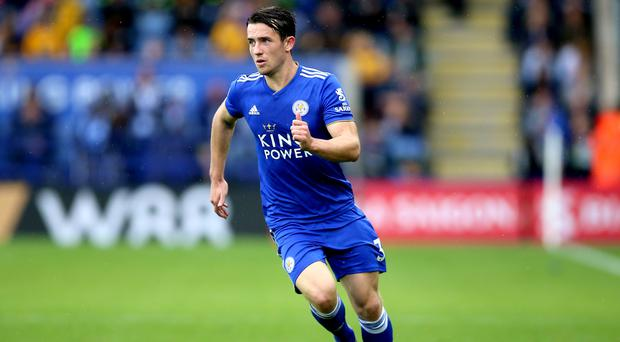 Ben Chilwell has signed a new long-term deal at Leicester (Nigel French/PA)