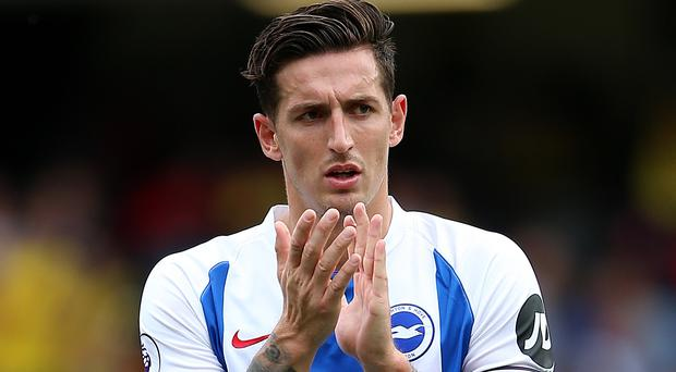 Lewis Dunk has earned another opportunity with England (Nigel French/PA)