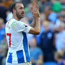 Glenn Murray rejoined Brighton in 2016 (Gareth Fuller/PA)