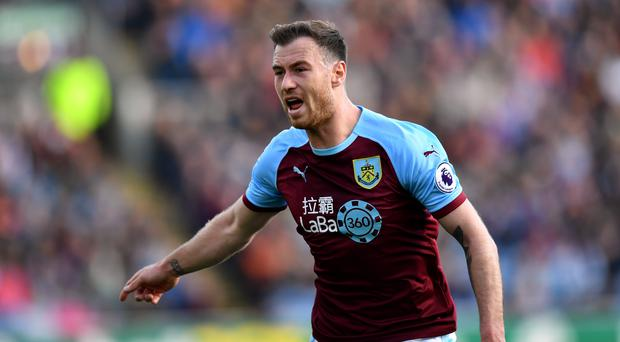 Ashley Barnes could be called up by Austria next year (Anthony Devlin/PA)