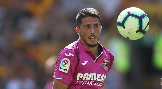 Arsenal are looking to snap up Villarreal's Pablo Fornals according to reports (Nick Potts/PA)