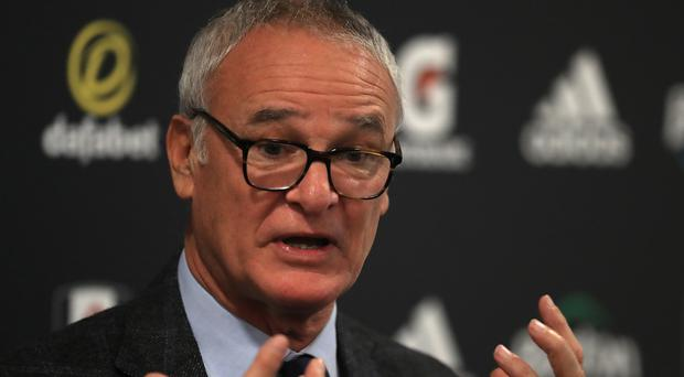 Claudio Ranieri takes charge of Fulham for the first time on Saturday (Simon Cooper/PA Images)