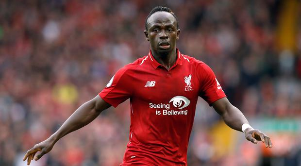 Sadio Mane will miss Liverpool's trip to Bournemouth due to injury.