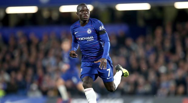 N'Golo Kante will remain at Chelsea until at least 2023 (Adam Davy/PA)