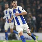 Pascal Gross is said to be a January target for Liverpool (Gareth Fuller/PA)