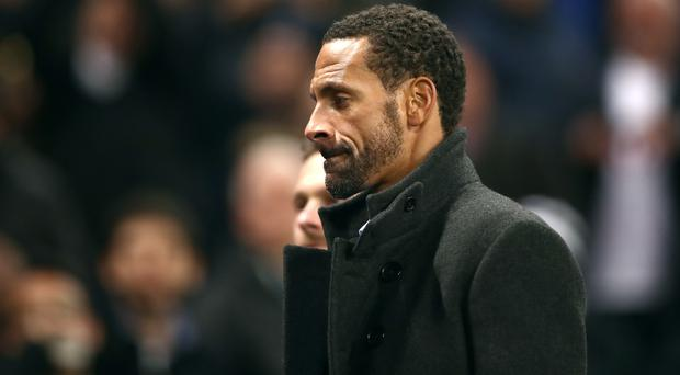 Rio Ferdinand has asked if enough is being done in fight against racisim (John Walton/PA)